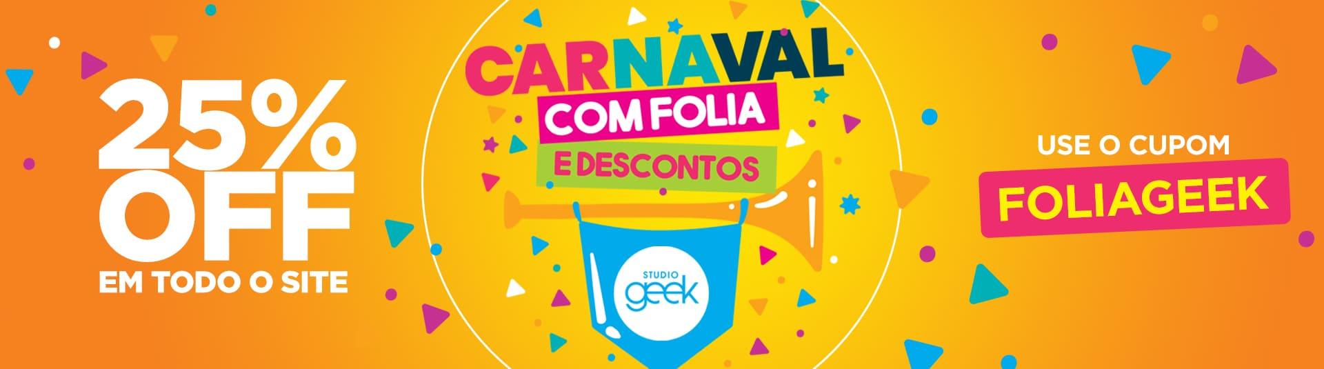 Carnaval Geek 2020