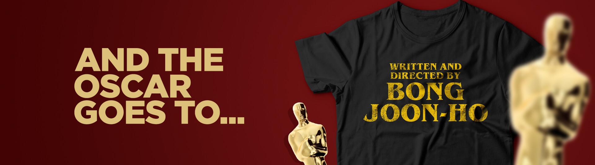 Camiseta Bong Joon-Ho