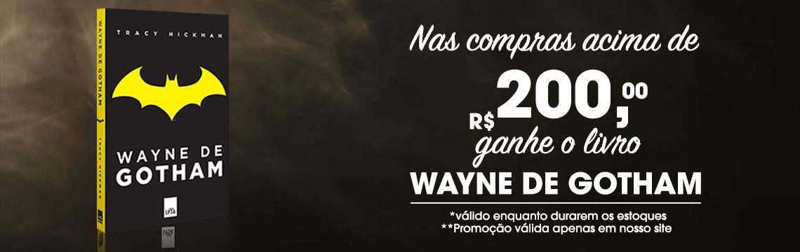 Promo livro Wayne