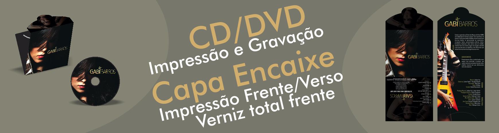 capa encaixe cd e dvd