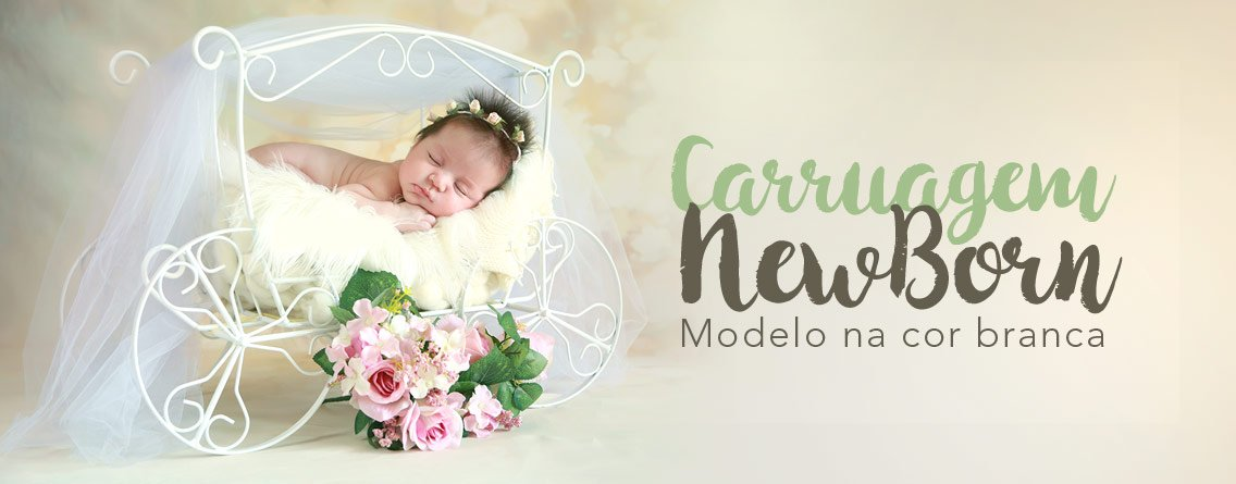 Carruagem-newborn