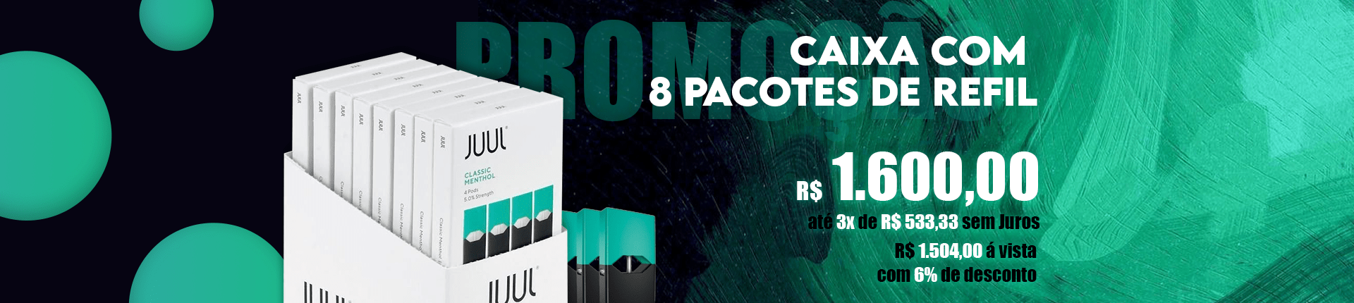 juul menthol 8 pack