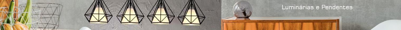 luminarias e pendentes dentro