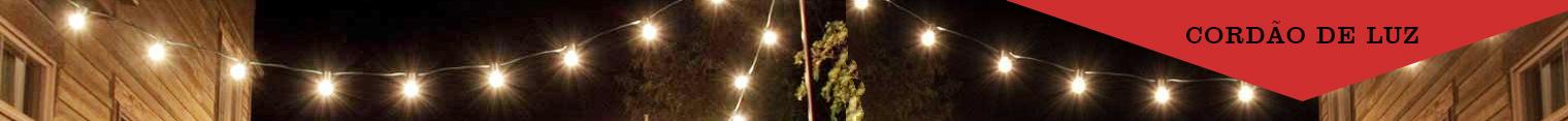 cordão de luz DENTRO