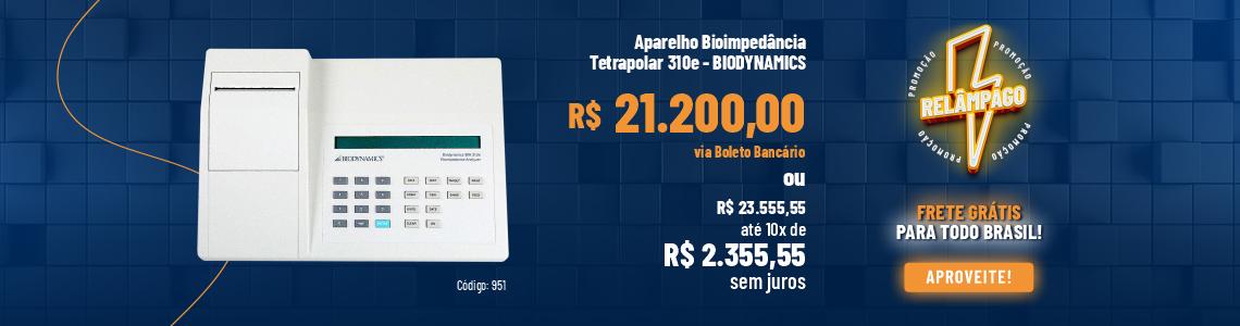Bioimpedância 310