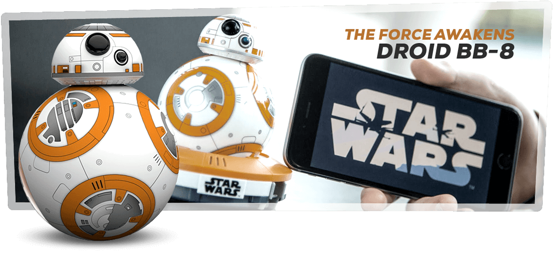 STAR WARS BB-8 BY SPHERO