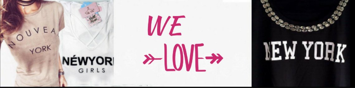 Banner Love Tee