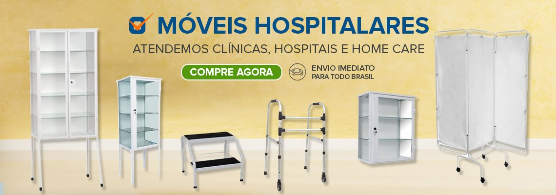 MÓVEIS HOSPITALARES