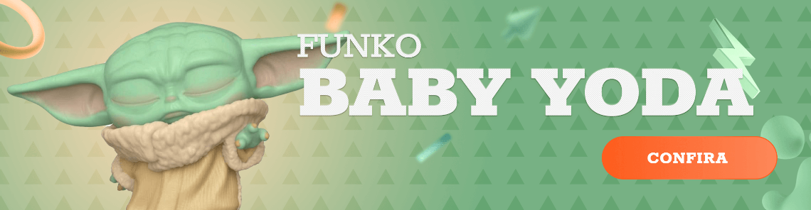 Funko Pop Baby Yoda, Presentes Star Wars
