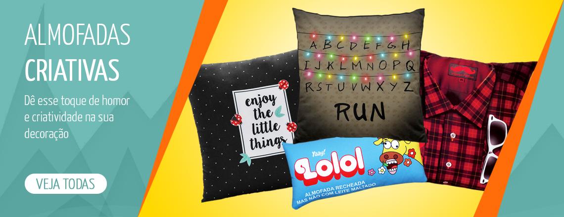 almofadas criativas, almofadas diferentes, presente criativo, presente de natal