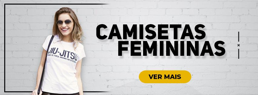 Camiseta MFME - Mulher no Tatame