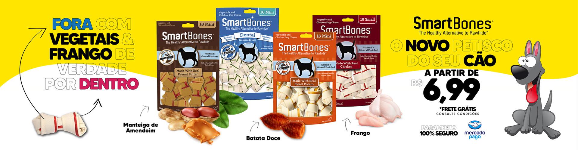 SmartBones - Petisco para Cães
