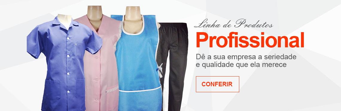 Banner Linha Profissional