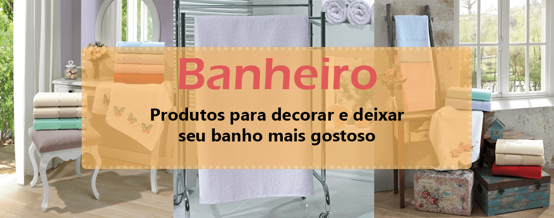 Banner Banheiro