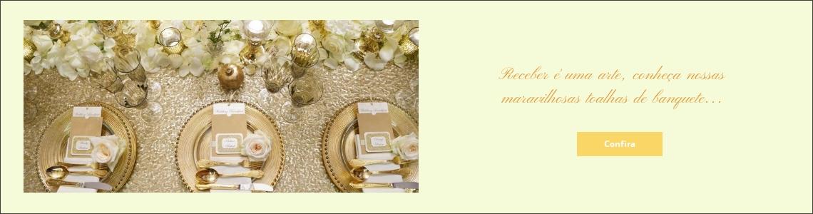 Toalhas de Banquete