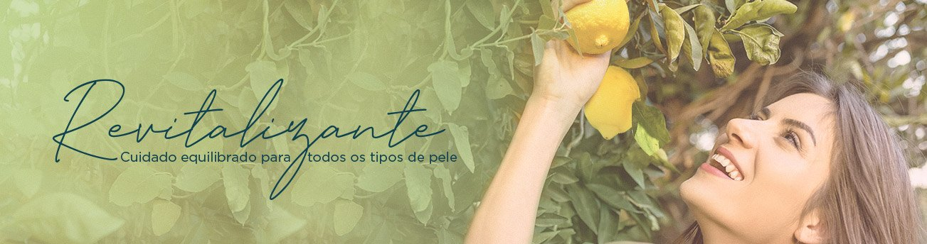 Revitalizante Lemon Tree