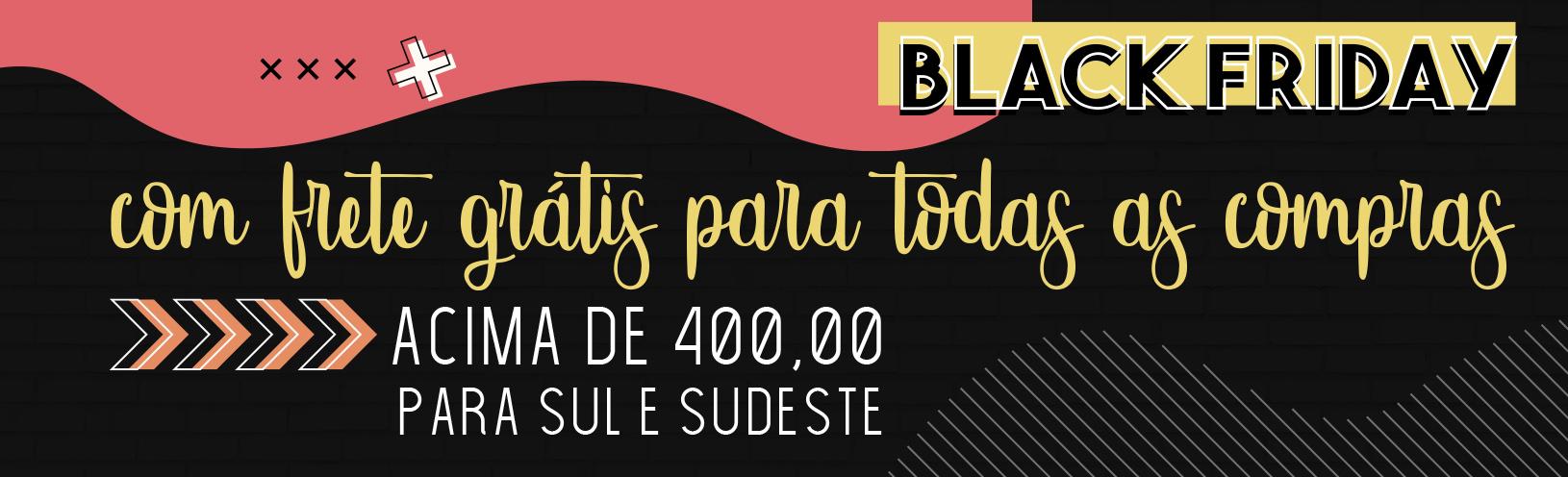Black com Frete Grátis