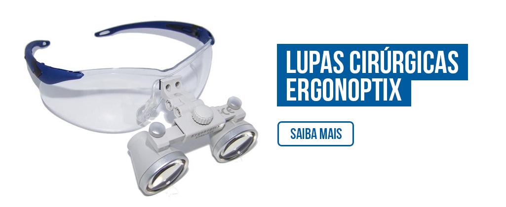 lupas cirúrgicas ergonoptix