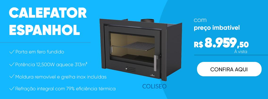 Calefator Espanhol Coliseo