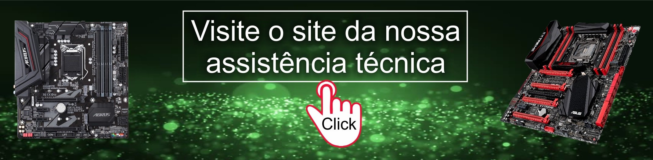 Assistência Técnica PC
