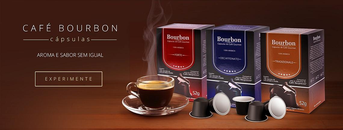 Capsulas Bourbon