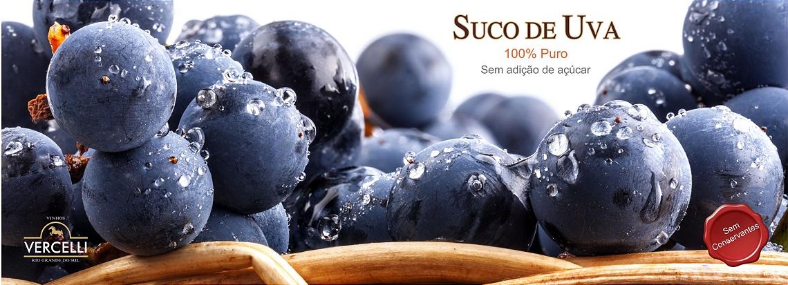 Suco de Uva 100% Puro