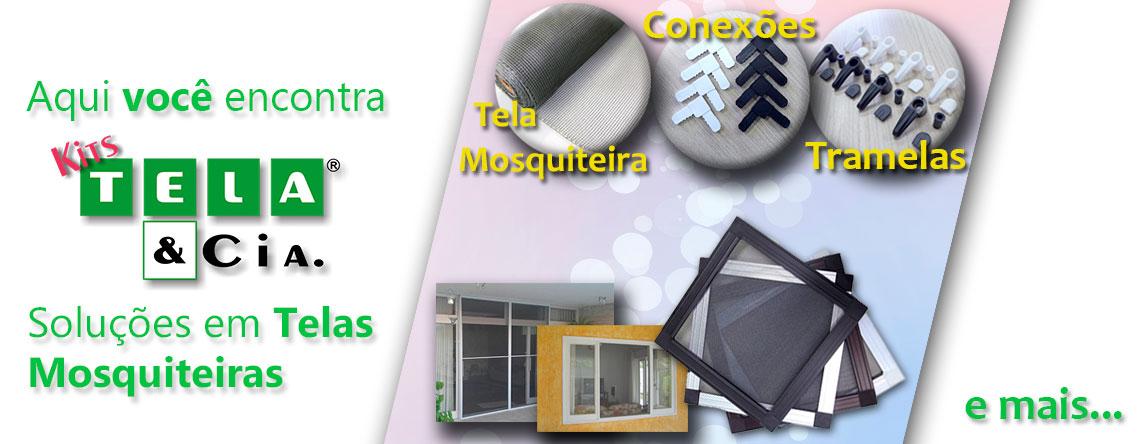 Banner Tela Mosquiteira