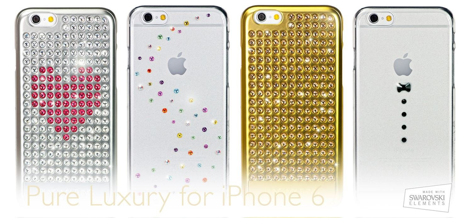 Capa Cristal iPhone 6