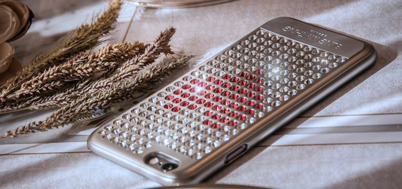 Capa Swarovski iPhone 6