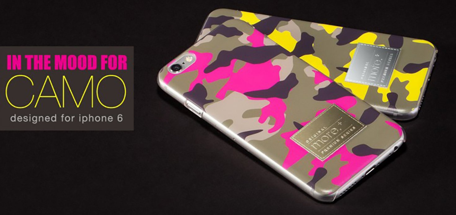 iphone 6 - Camo im The Mood