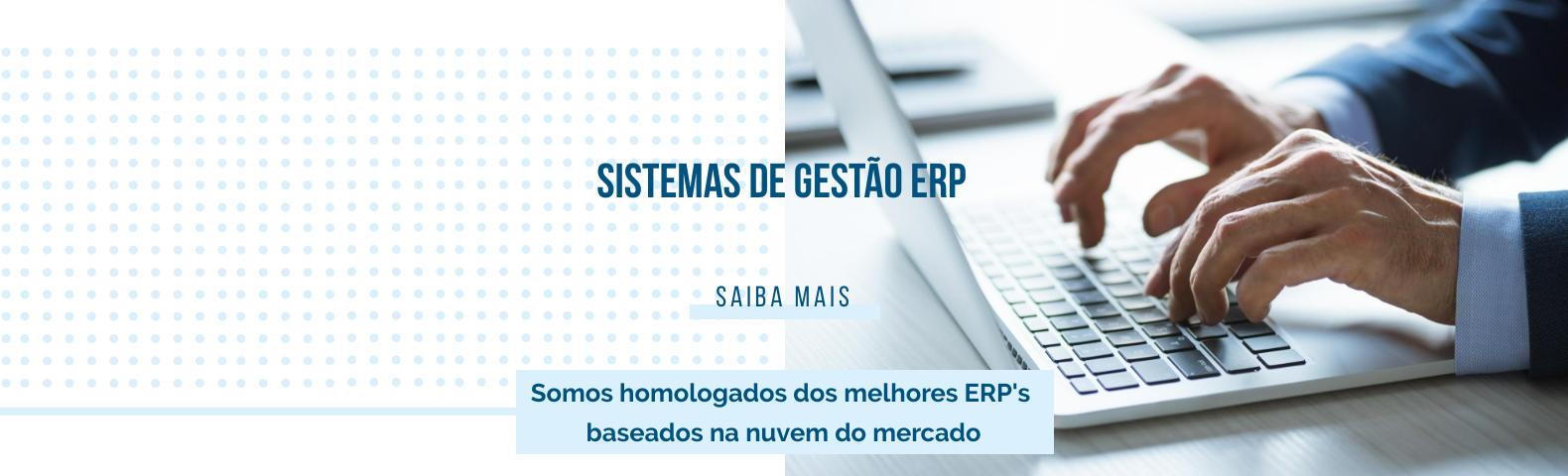 Sistemas de Gestão ERP