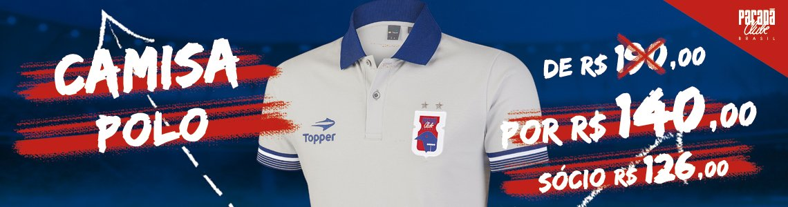 Camisa Polo Topper