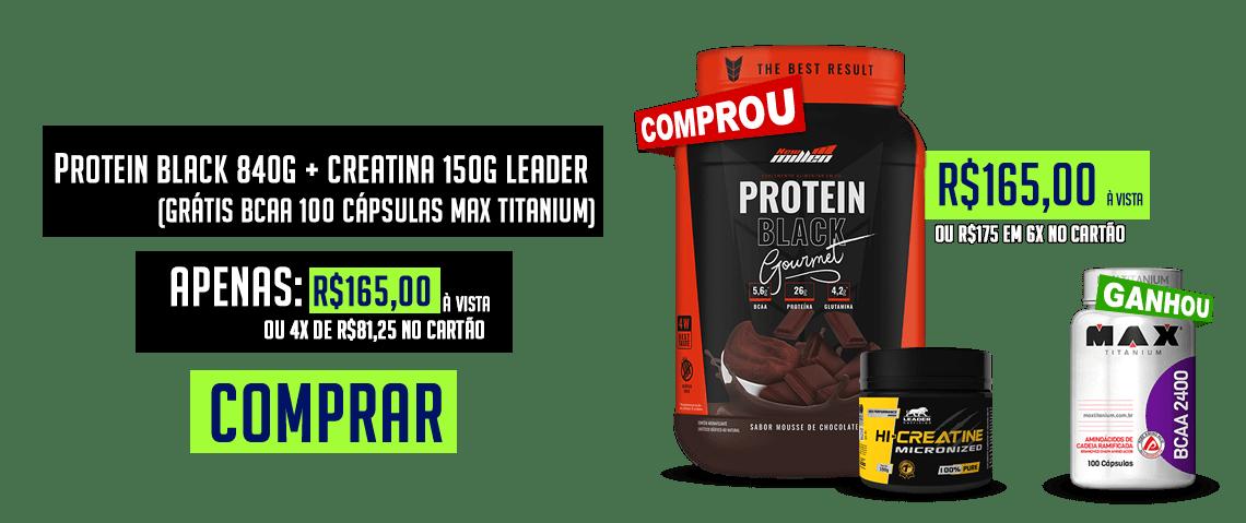 MEGA OFETAS - Protein Black