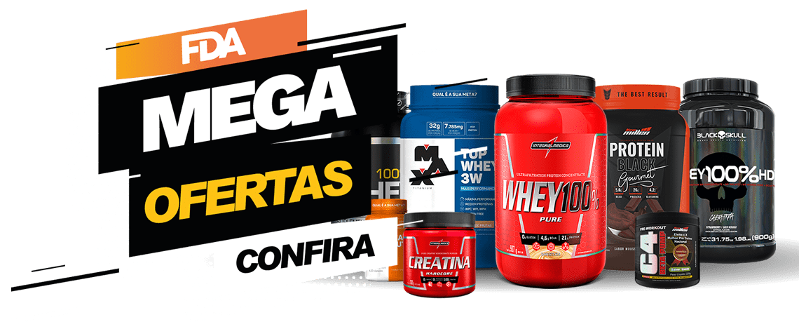 MEGA OFERTAS - Primeiro