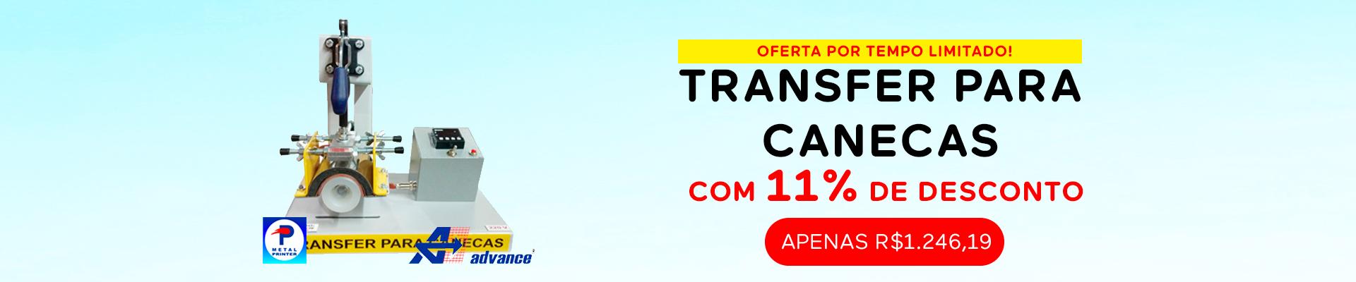 TRANSFER CANECA