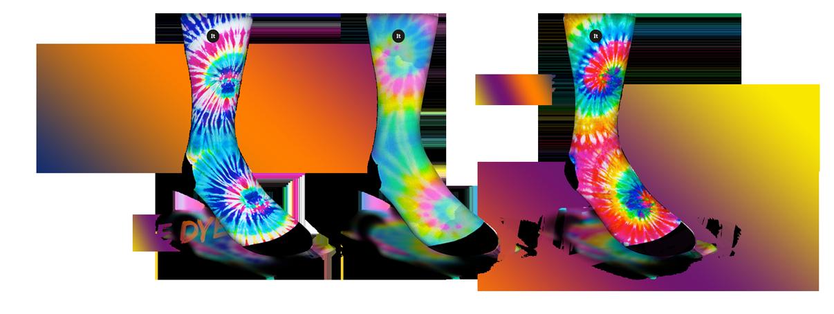 TIE DYE - Fullbanner