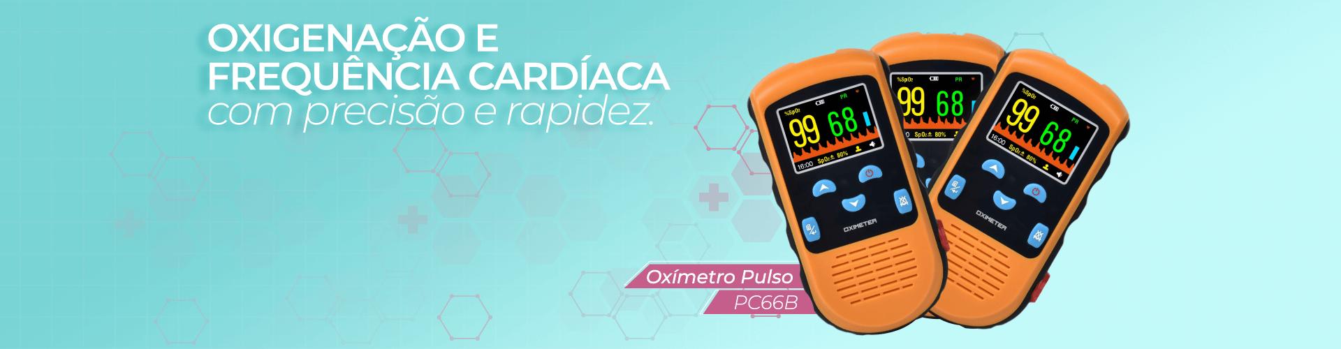 Oxímetro PC66B