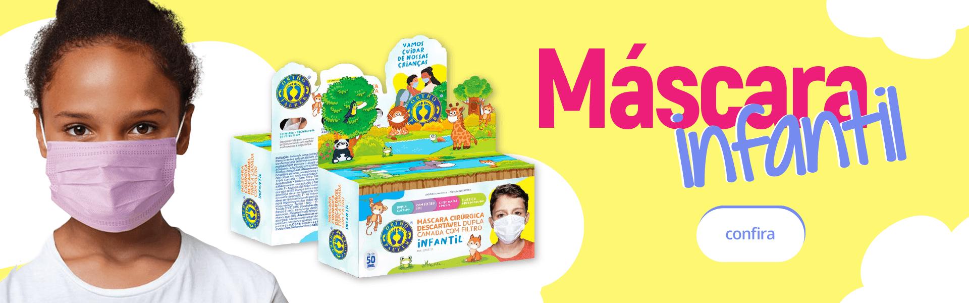 20200122 - Máscaras Infantis