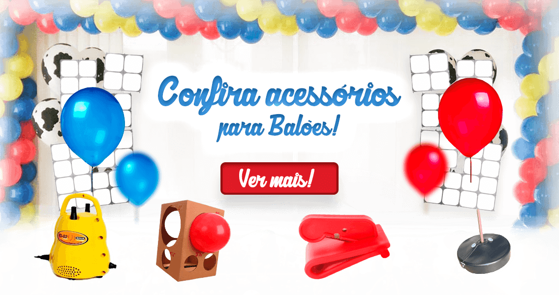 Acessórios Para Balões