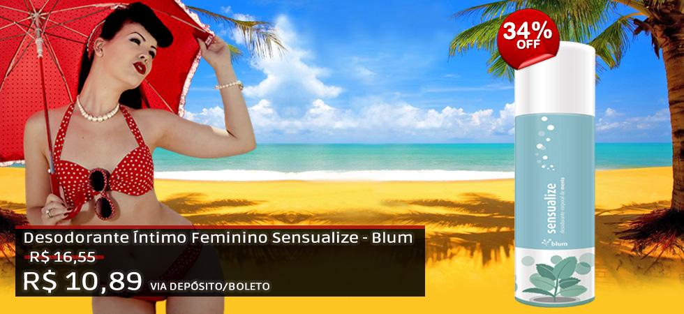 Verão - Sensualize