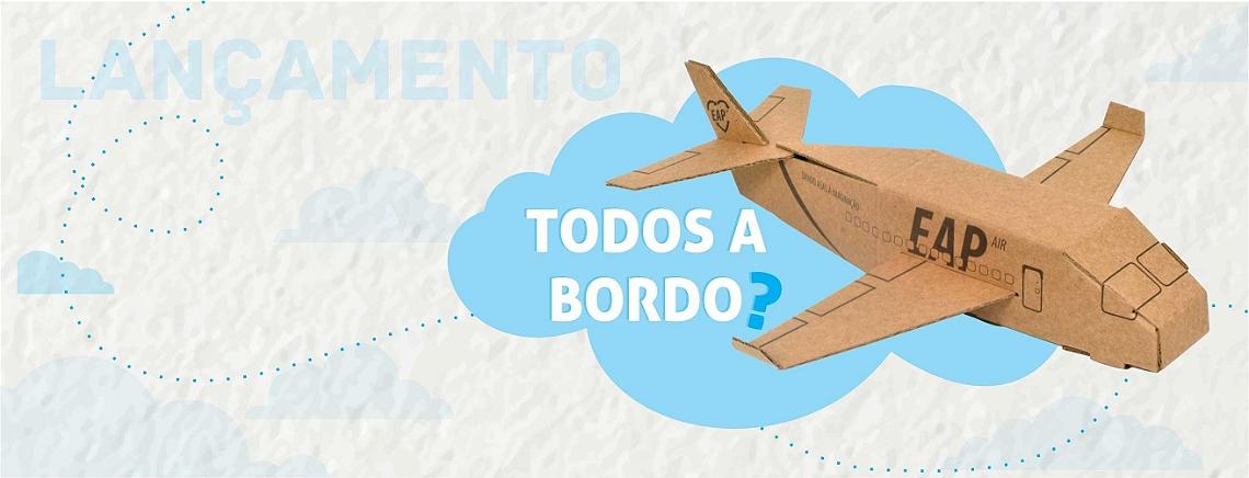 Lançamento Avião 3D