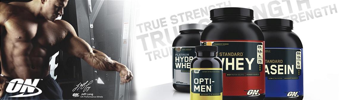 Opitmum Nutrition