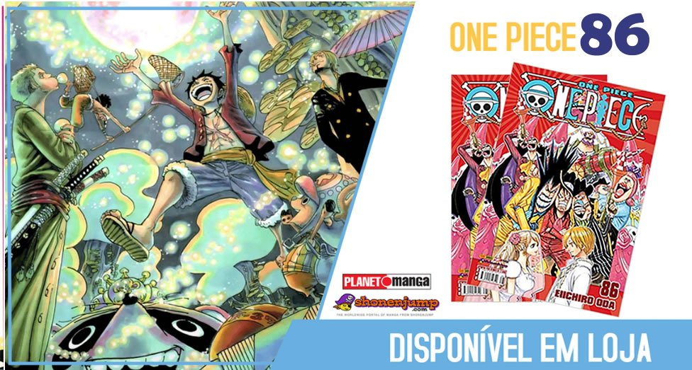 One Piece Vol.86