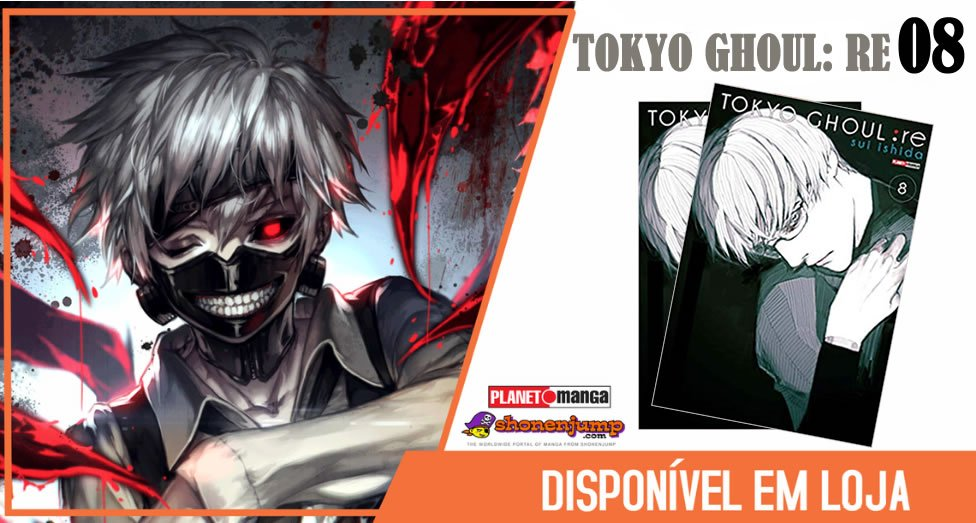 Tokyo Ghoul Re Vol.08