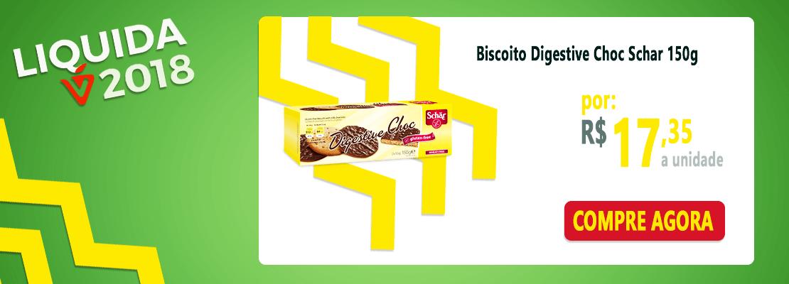 Liquida VE - Biscoito Sem Gluten
