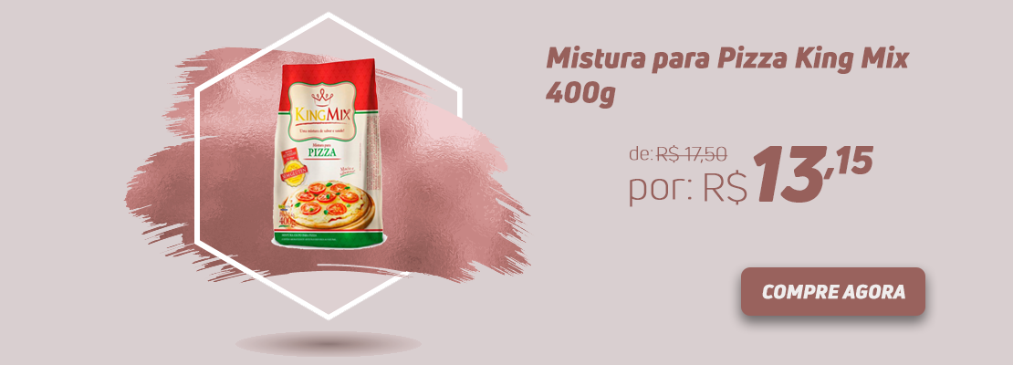 Ofertas Light Mistura Pizza Sem Gluten
