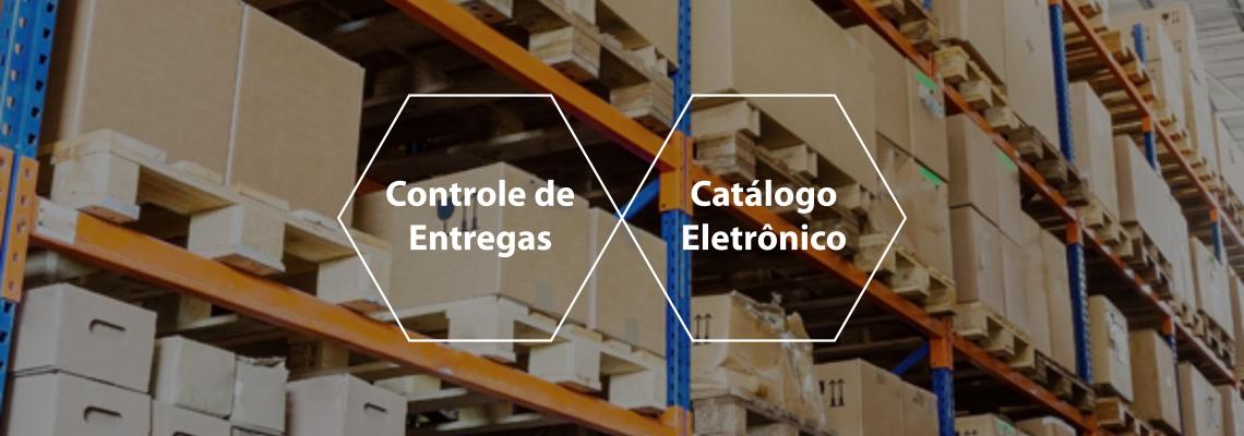 Controle de Entregas e Catálogo Eletrônico