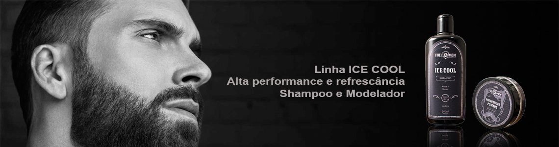 shampoo e modelador
