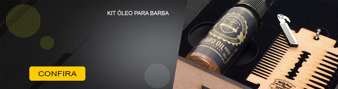 Kit Box Óleo para babra