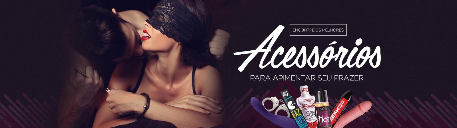 Banner Acessorios - Seu Prazer Shop